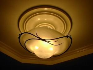 ロートアイアン 照明