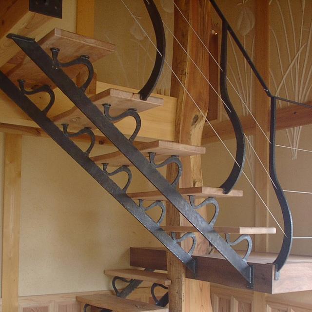階段 フレーム